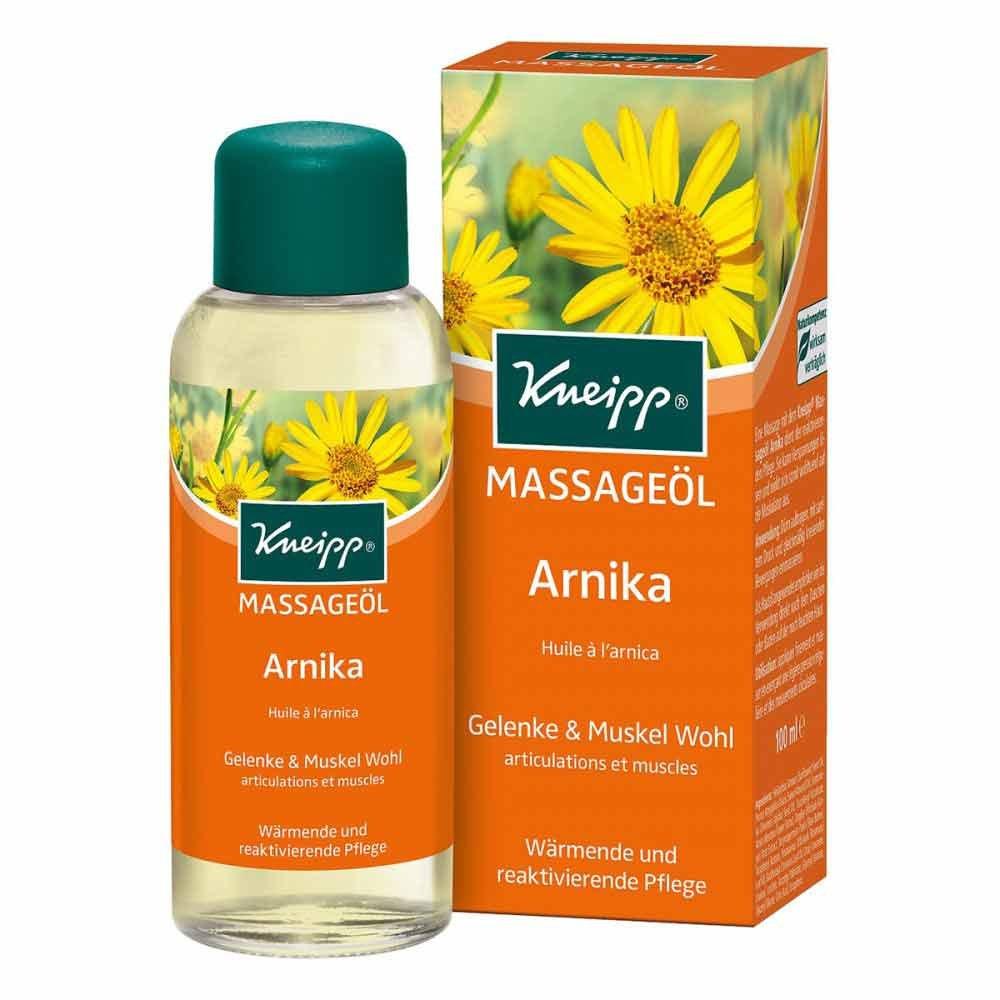 Kneipp GmbH Kneipp Massageöl Arnika 100 ml 01244626