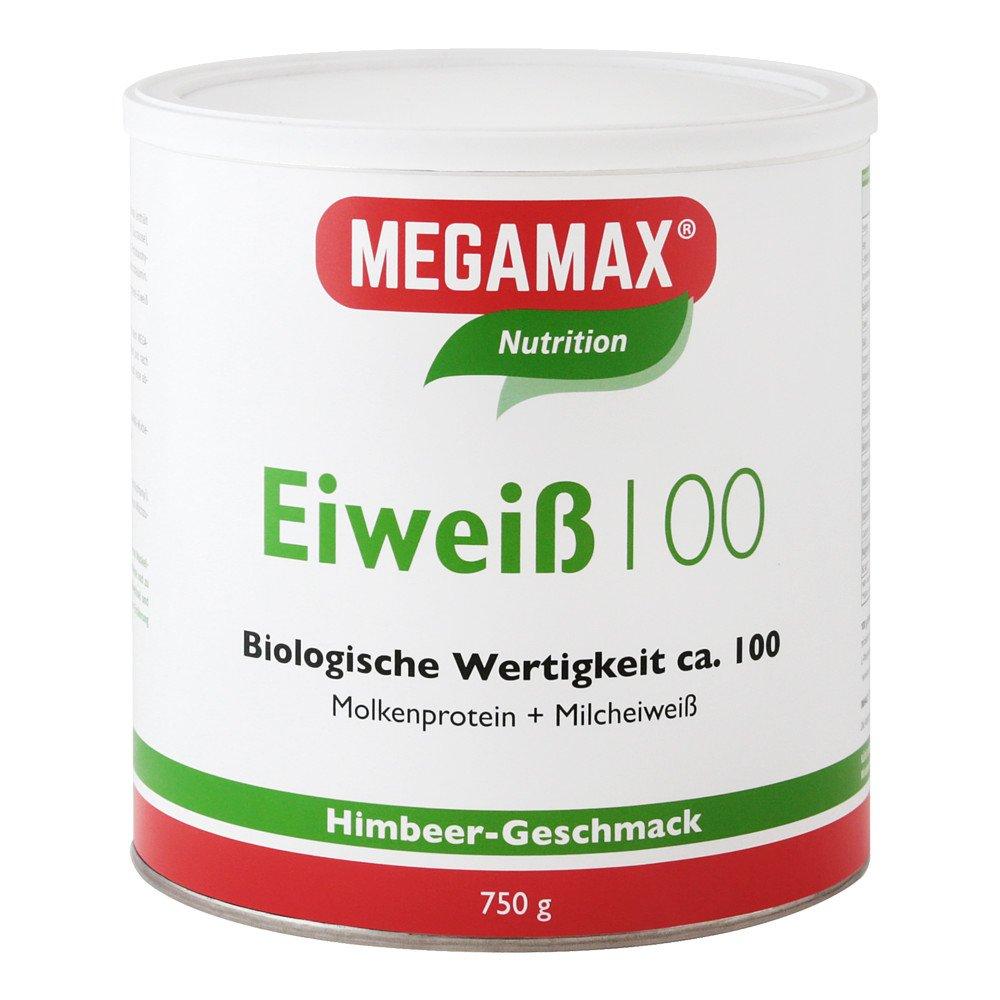 Megamax B.V. Eiweiss Himbeer Quark Megamax Pulver 750 g 01451213