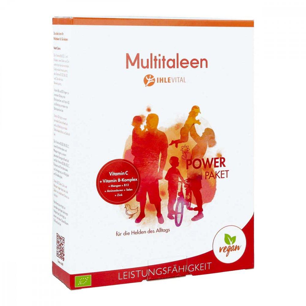 IHLE Nahrungsergänzungen Ihlevital Multitaleen Bio-nahrungsergänzung Pulver 225 g 01508798