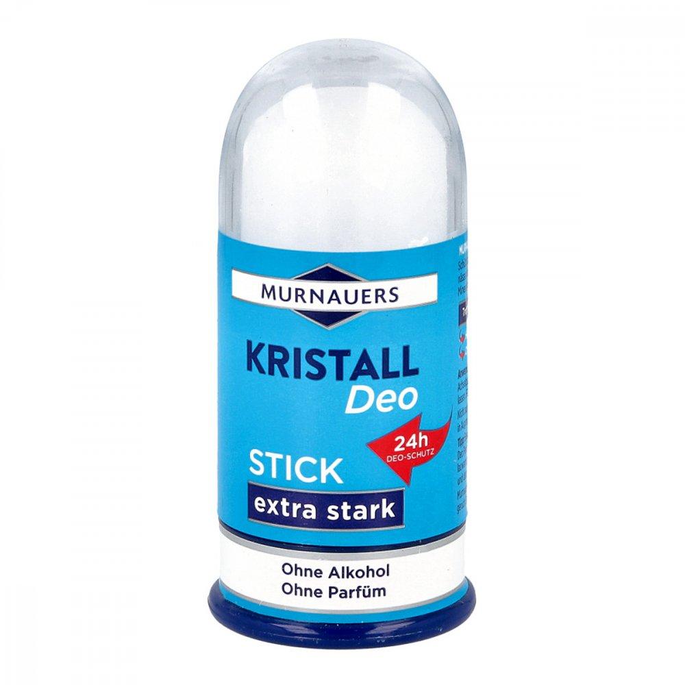 MURNAUER MARKENVERTRIEB GmbH Murnauers Kristall Deo Stick extra sensitiv 62.5 g 01538523