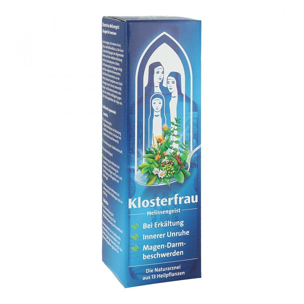 MCM KLOSTERFRAU Vertr. GmbH Klosterfrau Melissengeist Konzentrat 330 ml 01665776
