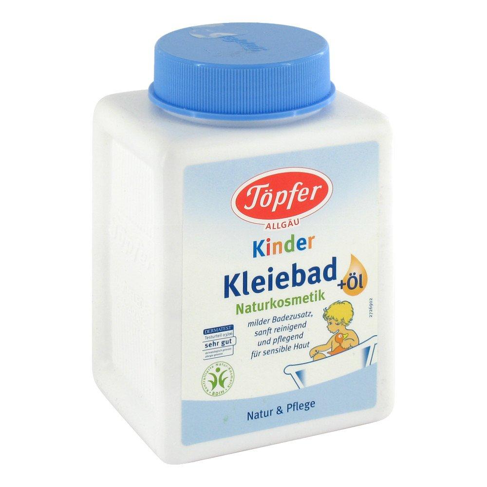 TÖPFER GmbH Töpfer Kinder Kleiebad mit öl 250 g 01848198