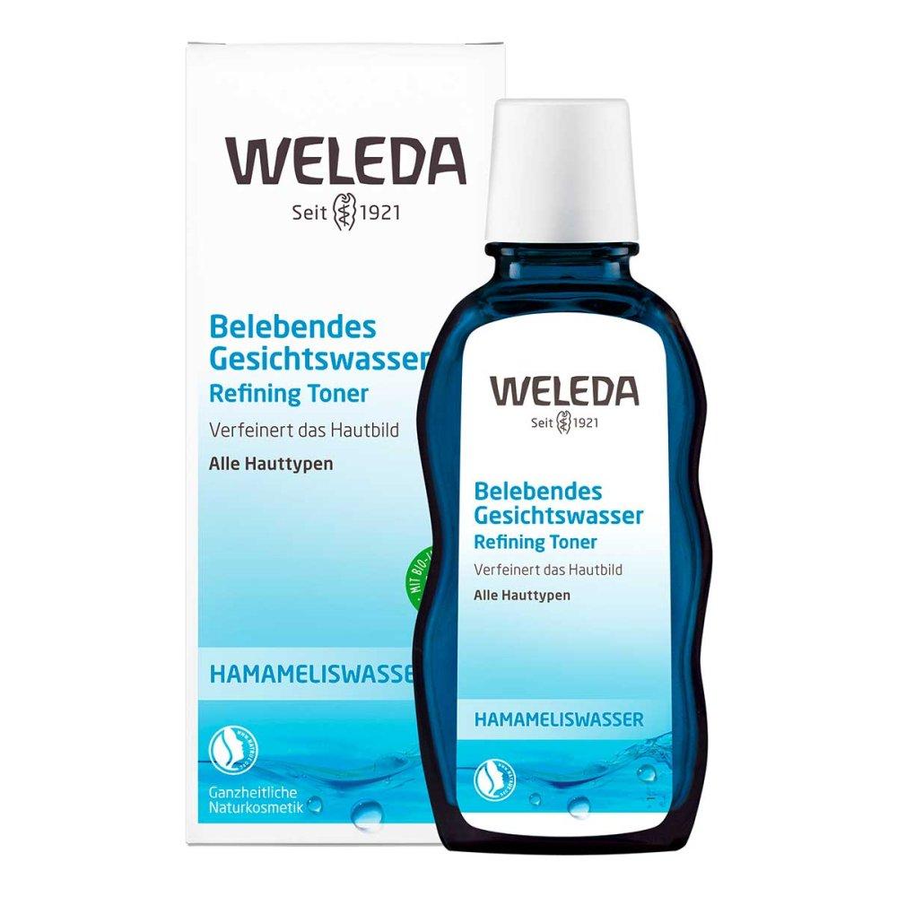 WELEDA AG Weleda Belebendes Gesichtswasser 100 ml 02044220