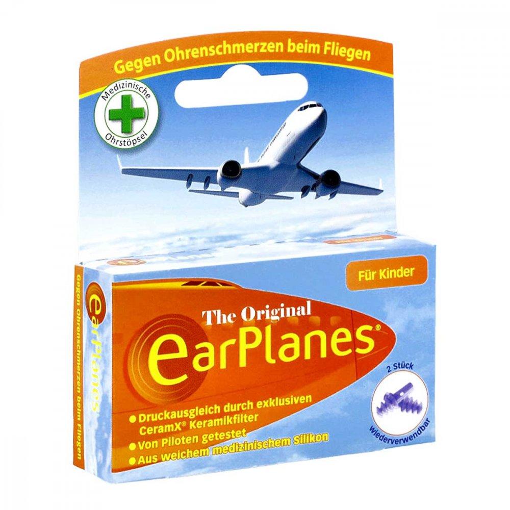 Earplanes Child/kind 2 stk
