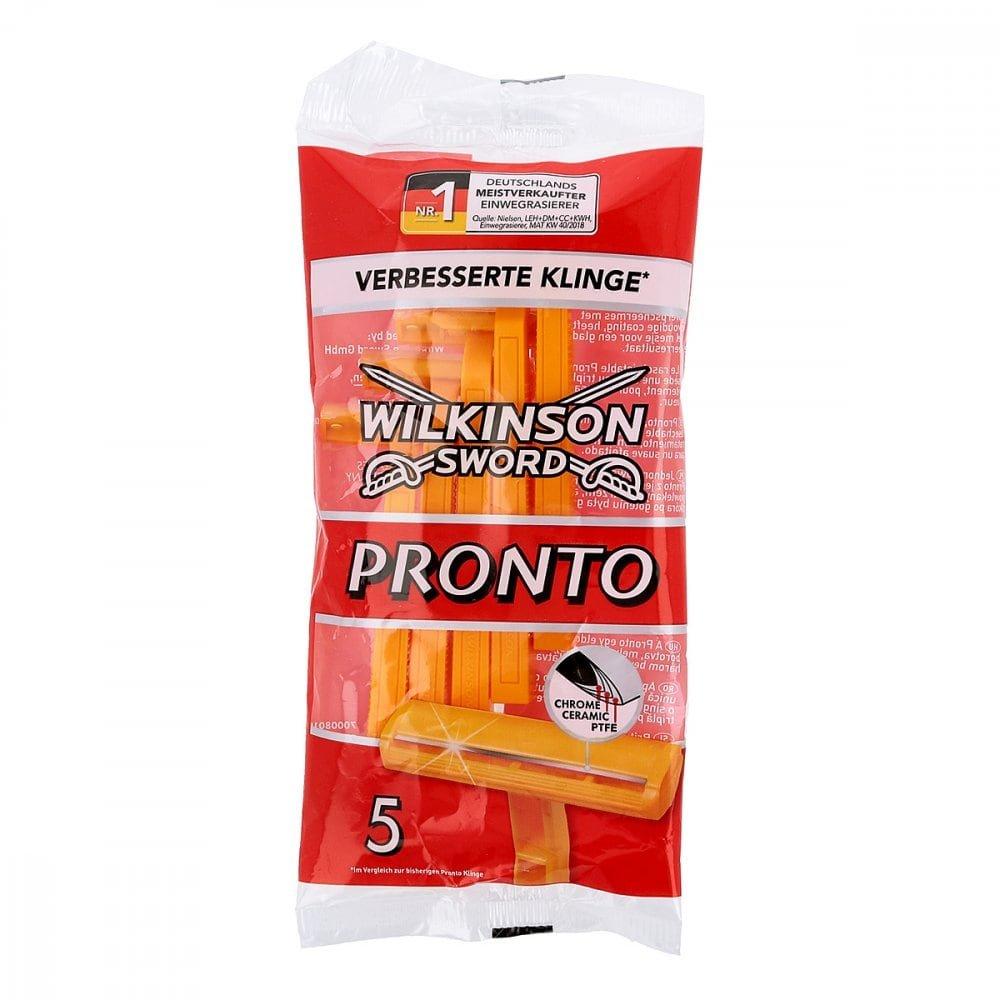 WILKINSON SWORD GmbH Wilkinson Fertigrasierer 5 stk 02293348