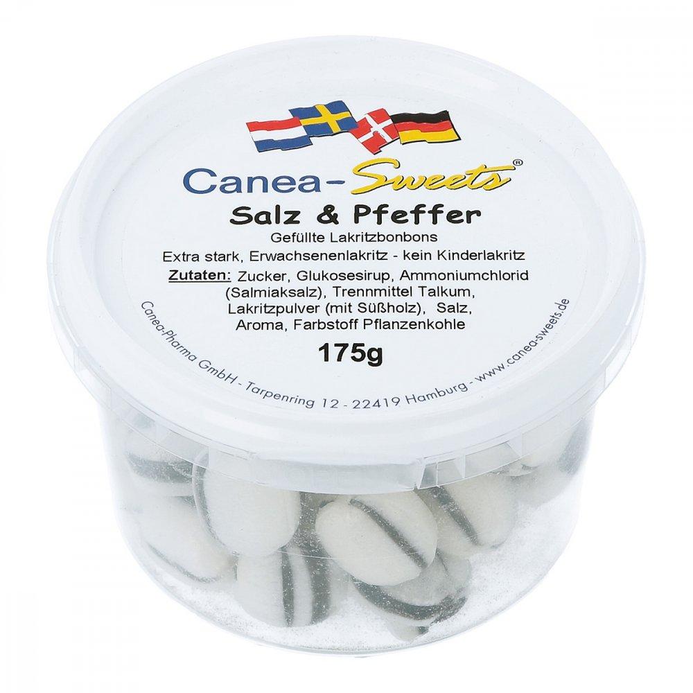 Pharma Peter GmbH Salz & Pfeffer Lakritz 175 g 02455199