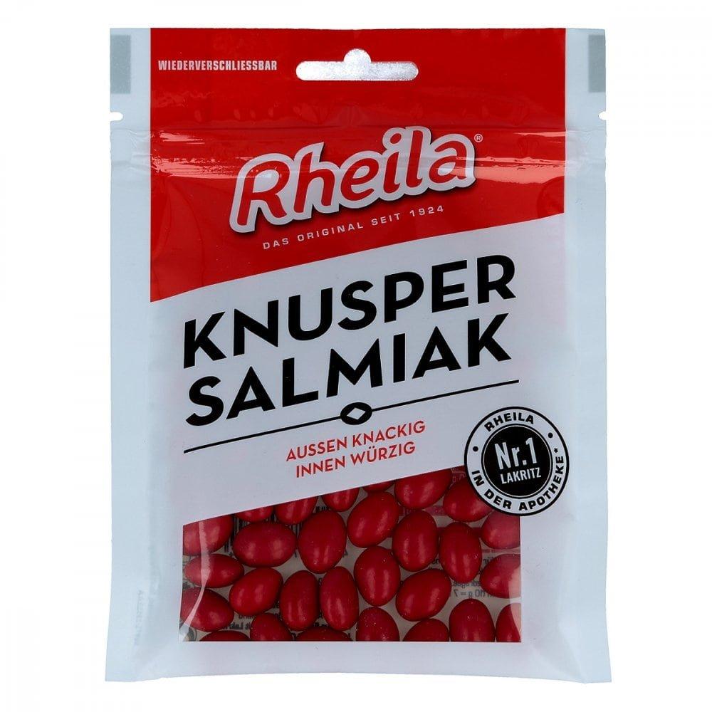 Dr. C. SOLDAN GmbH Rheila Knusper Salmiak mit Zucker Bonbons 90 g 02461337
