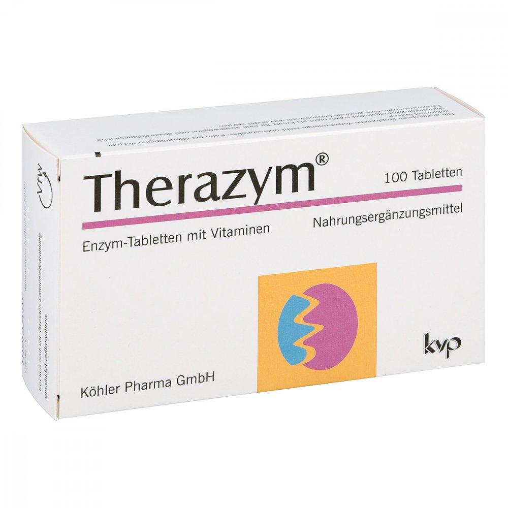 Köhler Pharma GmbH Therazym Tabletten 100 stk 02471324