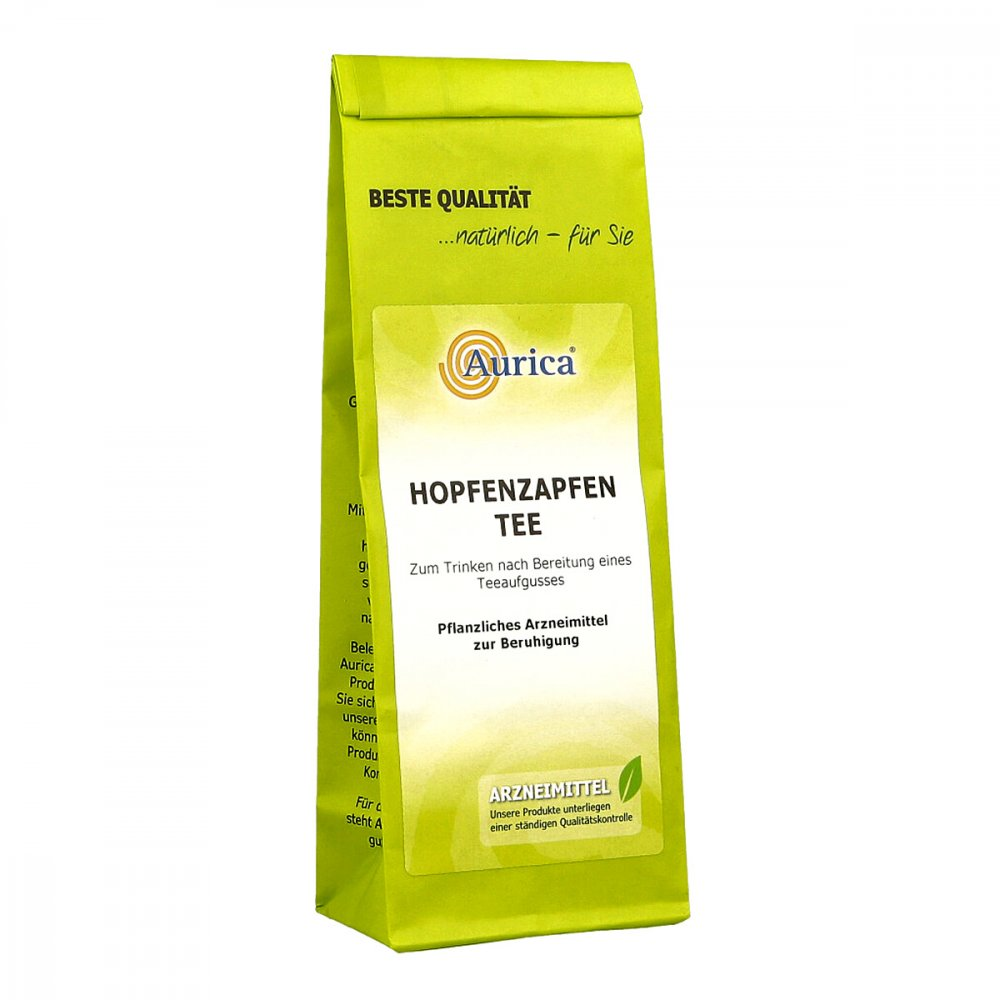 AURICA Naturheilm.u.Naturwaren G Hopfenzapfentee 25 g 02477574