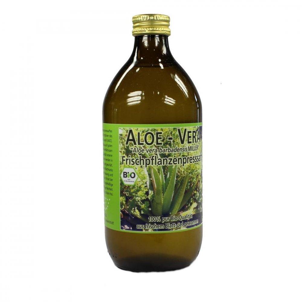 APO Team GmbH Aloe Vera Frischpflanzen Saft 500 ml 02482575