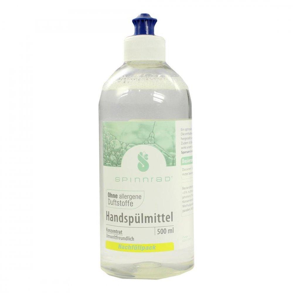 Spinnrad GmbH Handspülmittel flüssig 500 ml 02497878