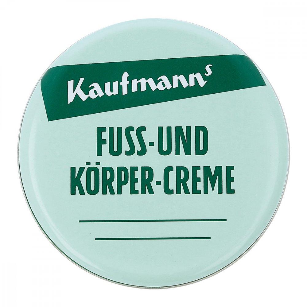 Walter Kaufmann Nachf. GmbH Kaufmanns Fuss und Körpercreme 50 ml 02557824