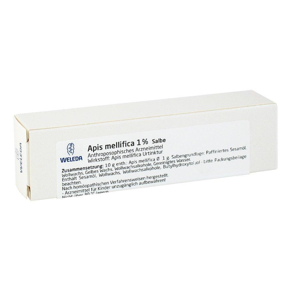 WELEDA AG Apis Mellifica 1% Salbe 25 g 02641217