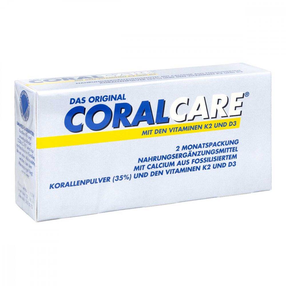 P.M.C. Care GmbH Coralcare mit Vitamin D3 2-Monatspackung 60X1.5 g 02718836