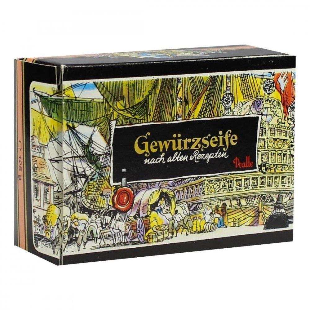 L'Oreal Deutschland GmbH Dralle Gewuerzseife 125 g 02748375