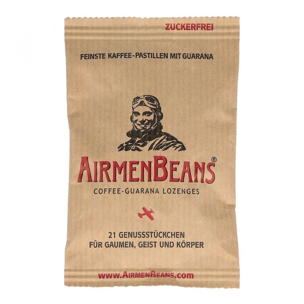 AirmenBeans BRUTA Airmenbeans feinste Kaffee Pastillen mit Guarana 21 stk 03136243
