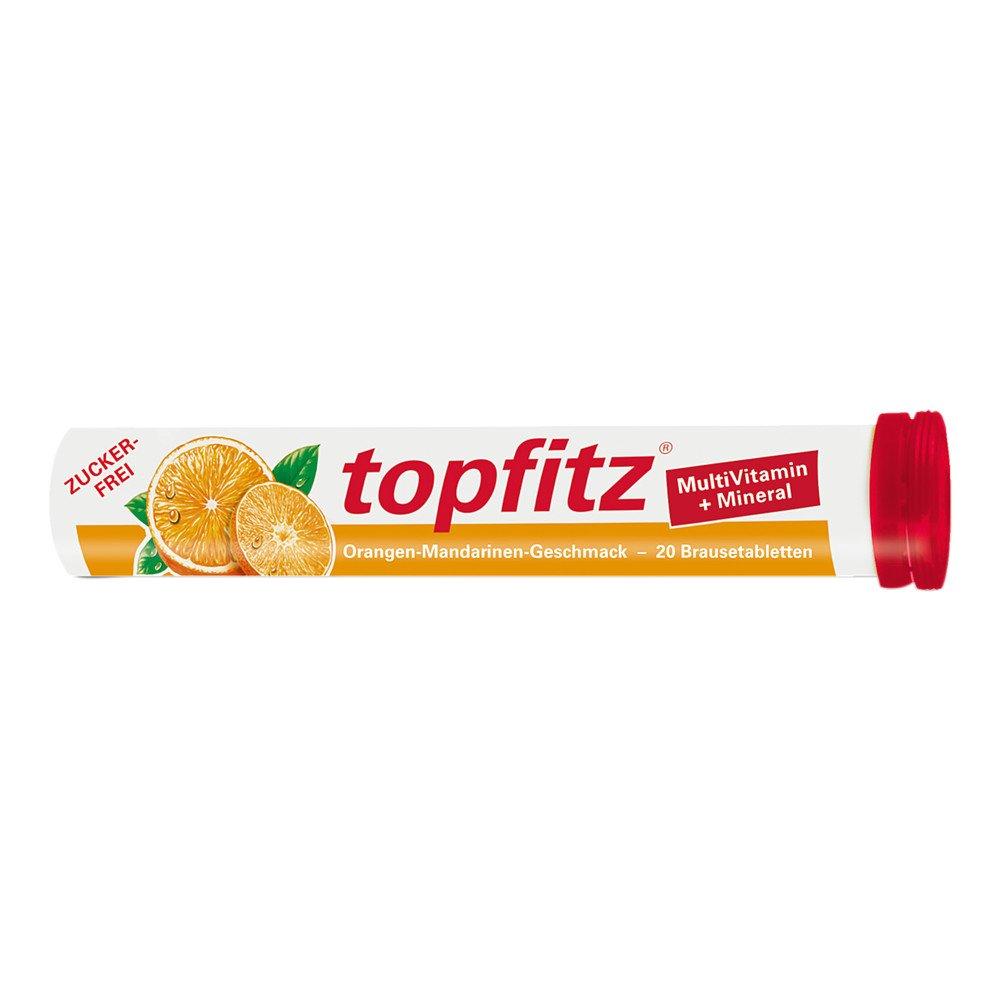 HERMES Arzneimittel GmbH Topfitz Multivit + Mineral 20 stk 03353064