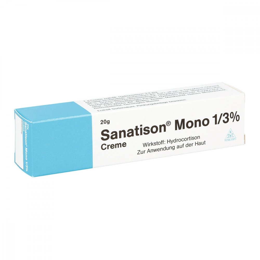 ROBUGEN GmbH Pharmazeutische Fab Sanatison Mono 1/3% 20 g 03482212