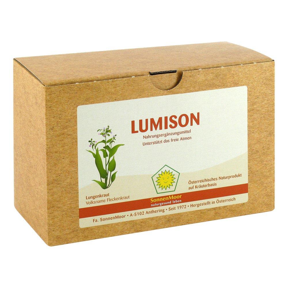 SONNENMOOR Verwertungs- u. Vertr Lumison flüssig Sonnenmoor 8X100 ml 03683873