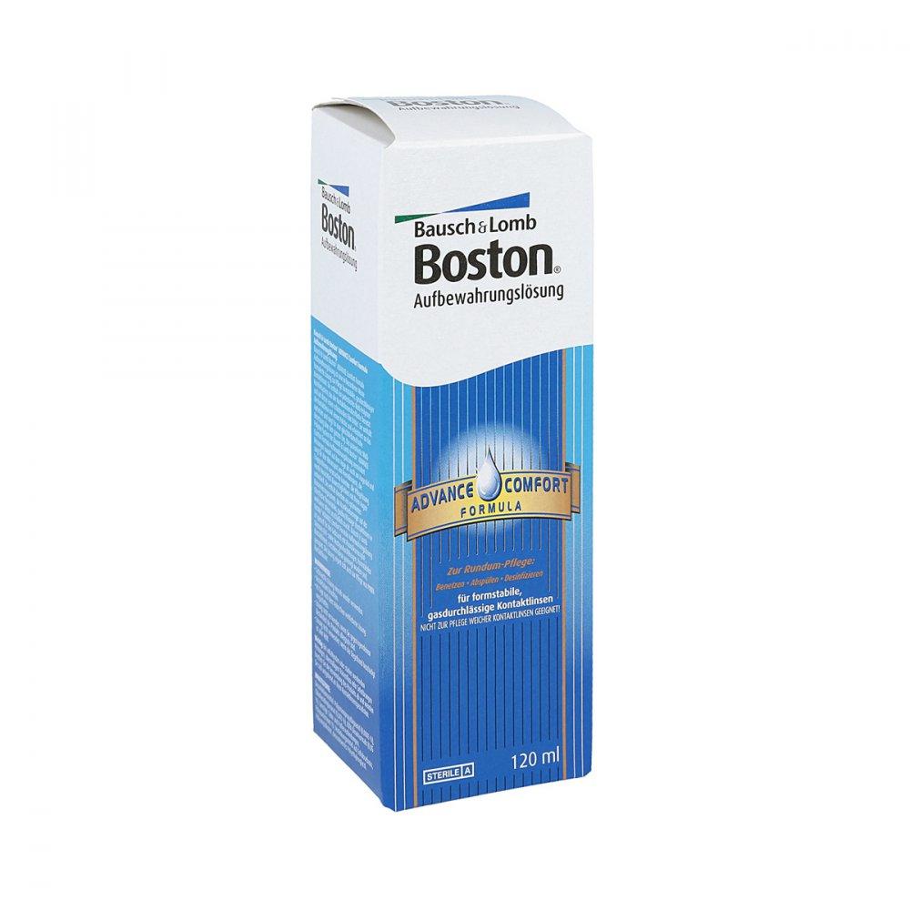 BAUSCH & LOMB GmbH Vision Care Boston Advance Aufbewahrungslösung 120 ml 03903903