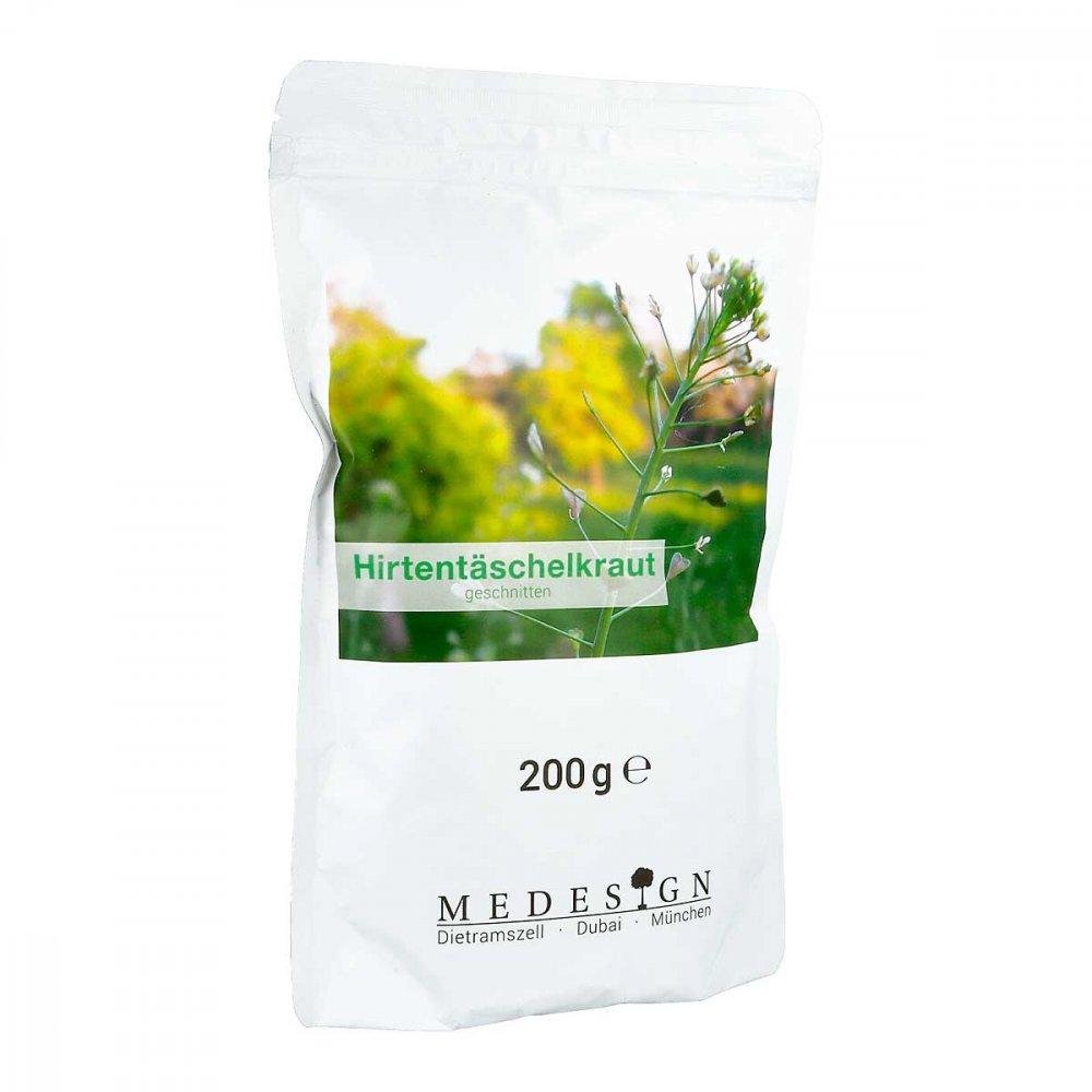 medesign I. C. GmbH Hirtentäschelblätter Tee 200 g 03959849