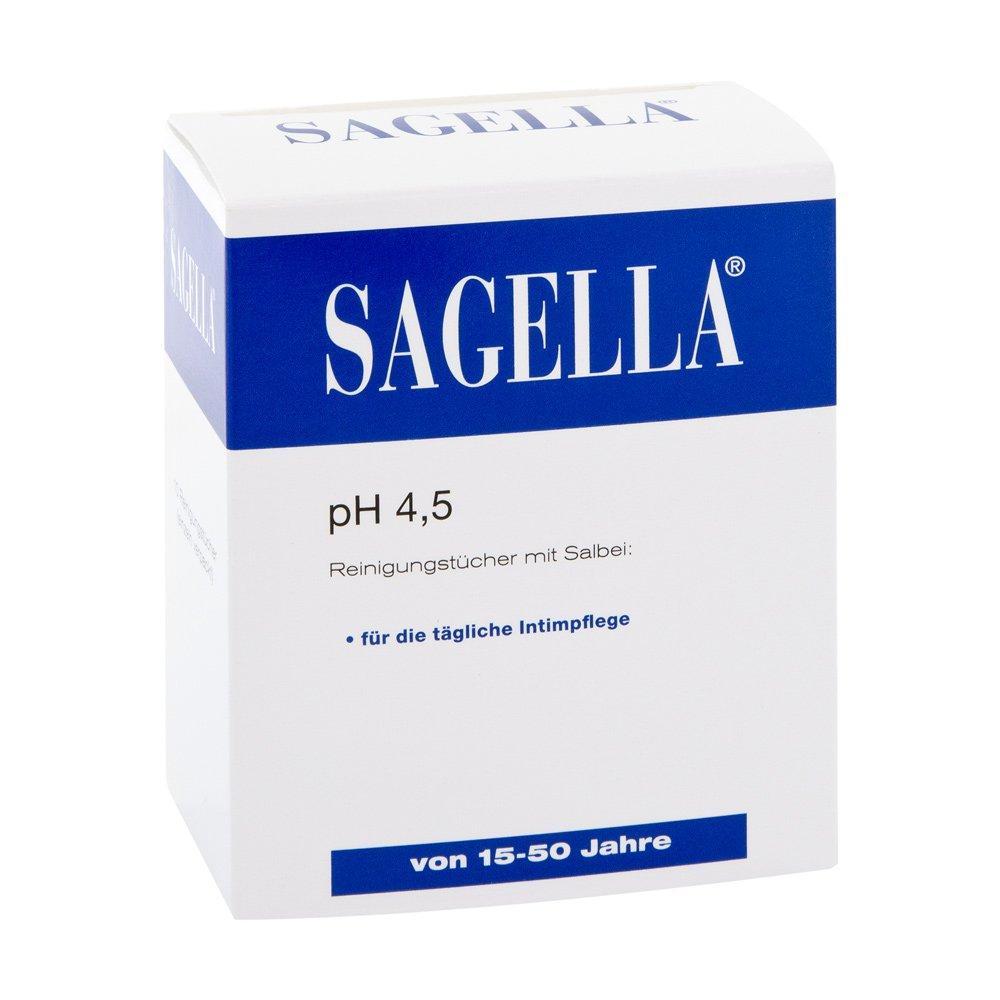 MEDA Pharma GmbH & Co.KG Sagella Reinigungstücher 10 stk 04036012