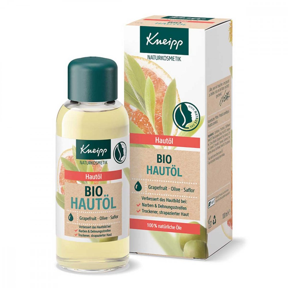 Kneipp GmbH Kneipp Bio Hautöl 100 ml 04128642