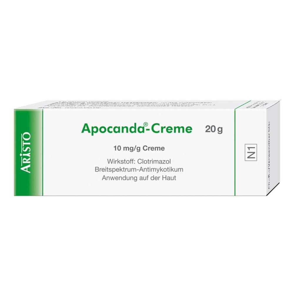 Aristo Pharma GmbH Apocanda 1% 20 g 04292175