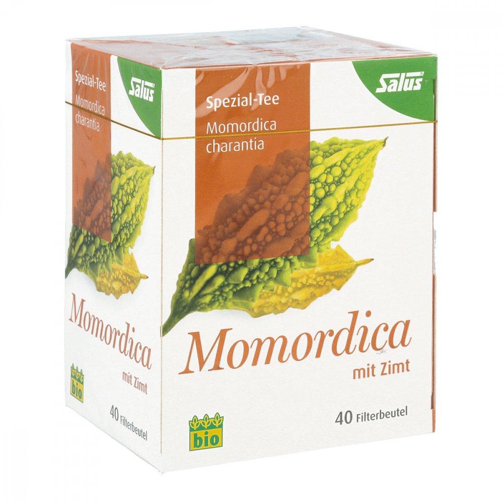SALUS Pharma GmbH Momordica Charantia mit Zimt Kräuterteemisch.btl. 40 stk 04492247