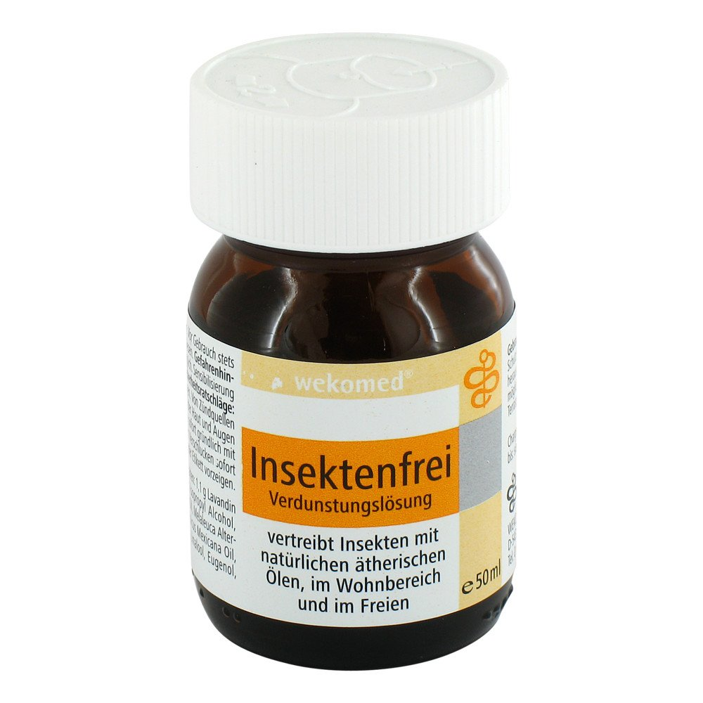 Weko-Pharma GmbH Wekomed Insektenfrei 50 ml 04540236
