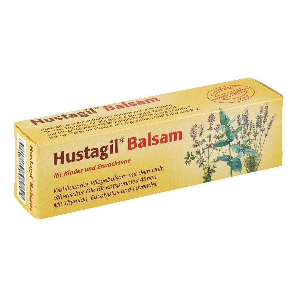 Dentinox Lenk & Schuppan KG Hustagil Balsam 30 ml 04604350