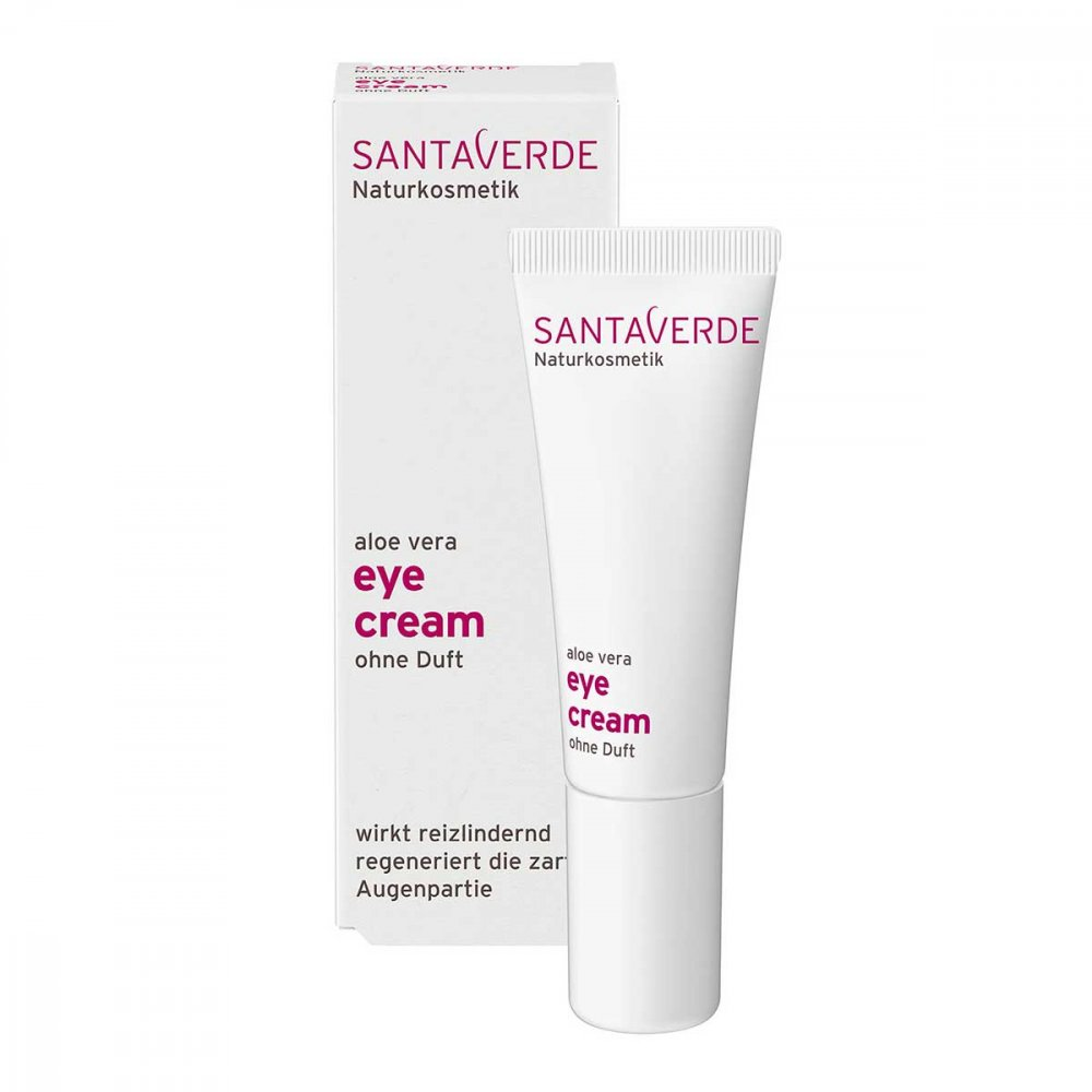 Aloe Vera Augencreme ohne Duft 10 ml 04666902