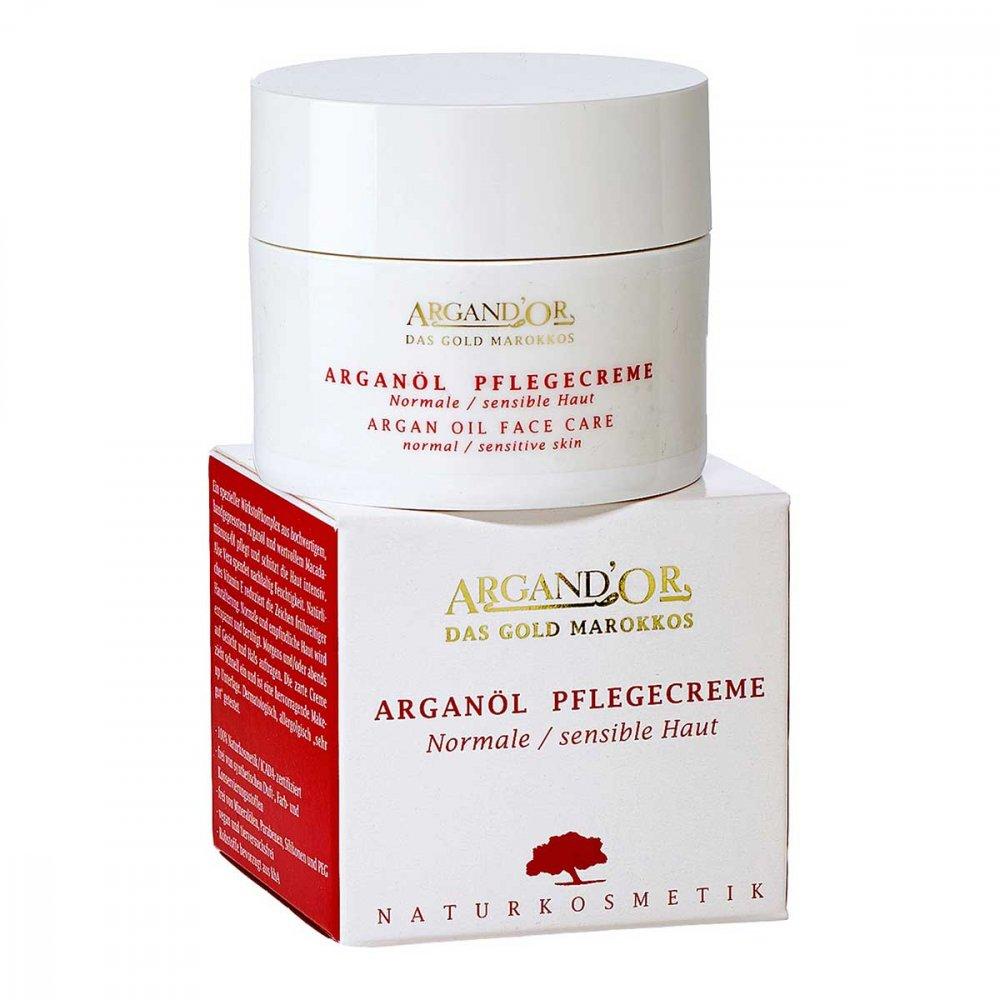 Argand'Or Cosmetic GmbH Arganöl Pflegecreme Argandor 50 ml 04791228