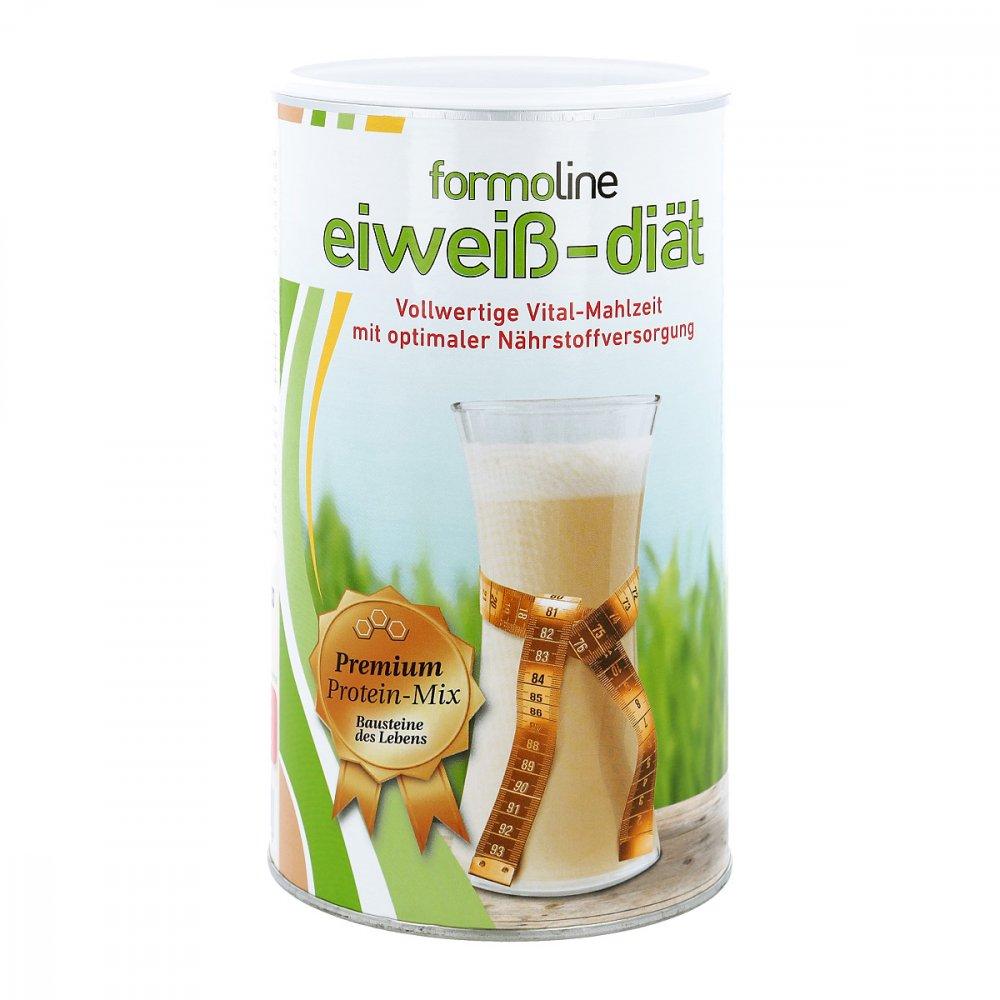 Certmedica International GmbH Formoline eiweiss-diät Pulver 480 g 05566143