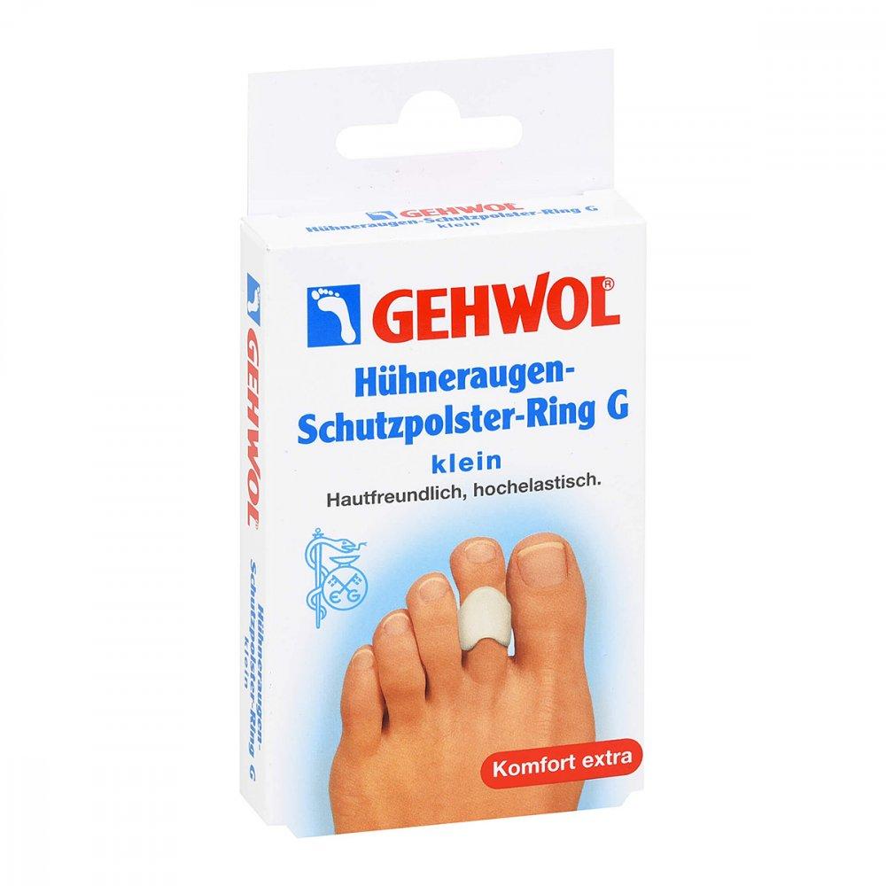 Eduard Gerlach GmbH Gehwol Hühneraugen-schutzpolster-ring G 3 stk 05957926
