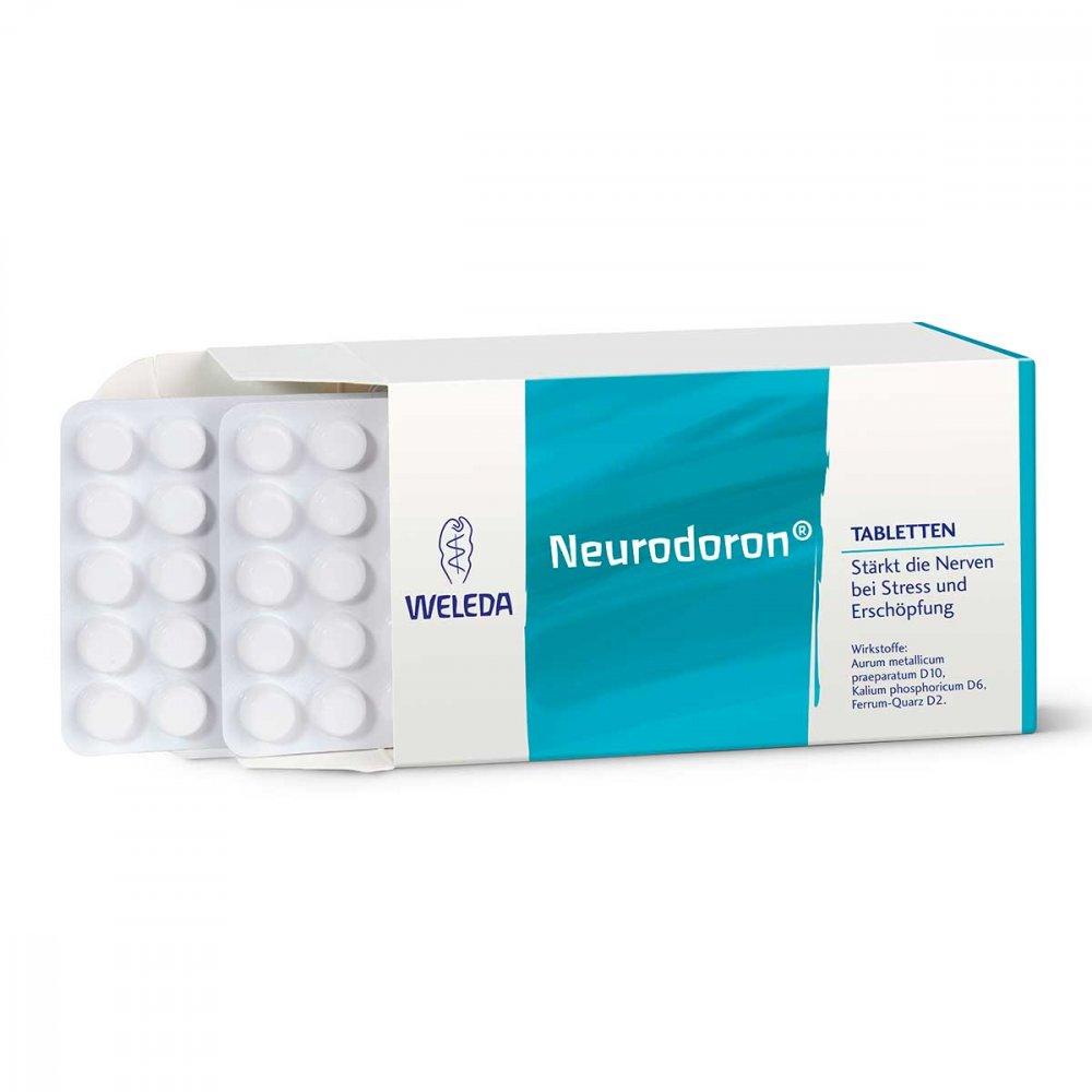 WELEDA AG Neurodoron Tabletten 200 stk 06059282