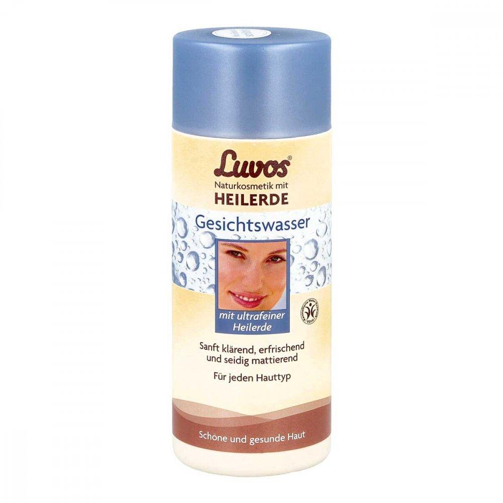 Heilerde-Gesellschaft Luvos Just Luvos Naturkosmetik mit Heilerde Gesichtswasser 150 ml 06129427