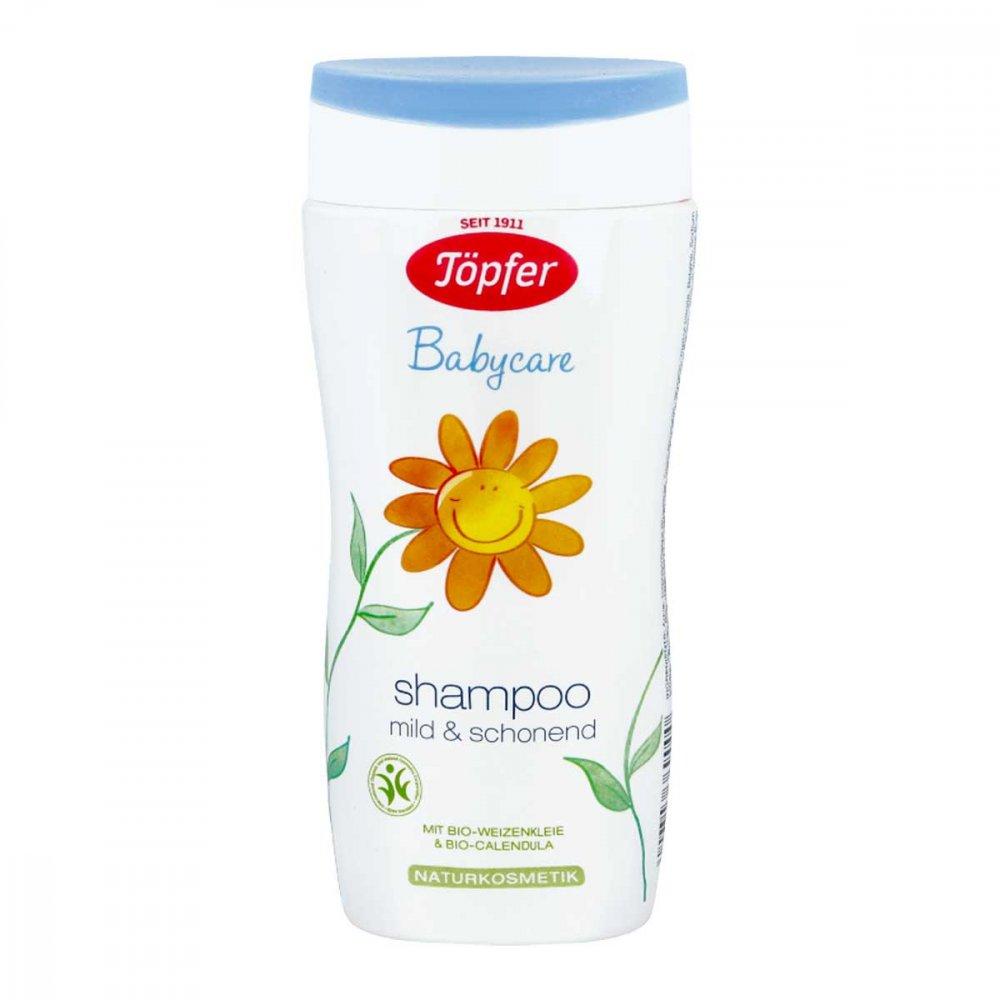 TÖPFER GmbH Töpfer Babycare Shampoo 200 ml 06149803