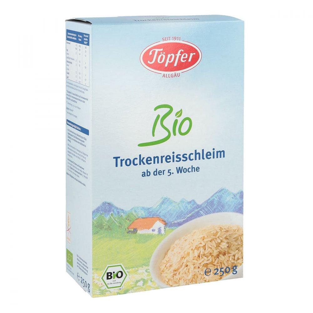 TÖPFER GmbH Töpfer Bio Trockenreisschleim 250 g 06314923
