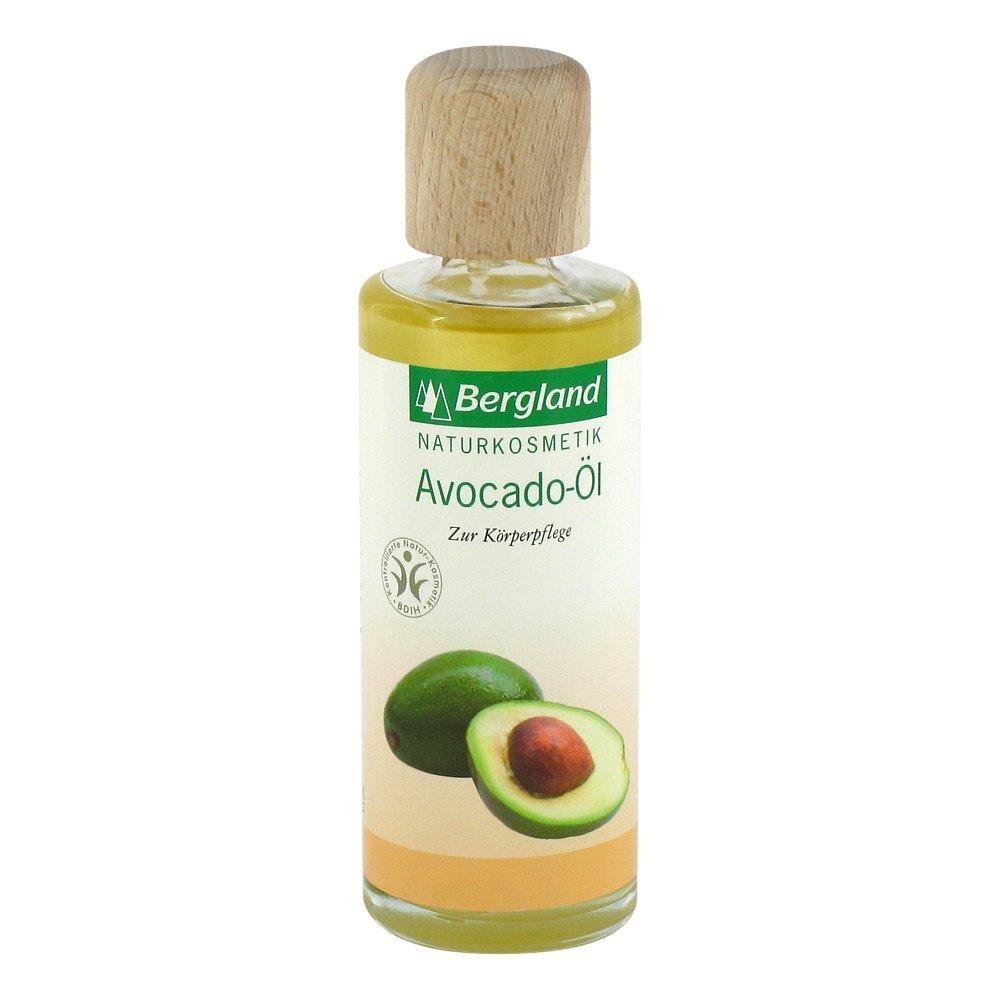 Bergland-Pharma GmbH & Co. KG Avocado öl 125 ml 07404574