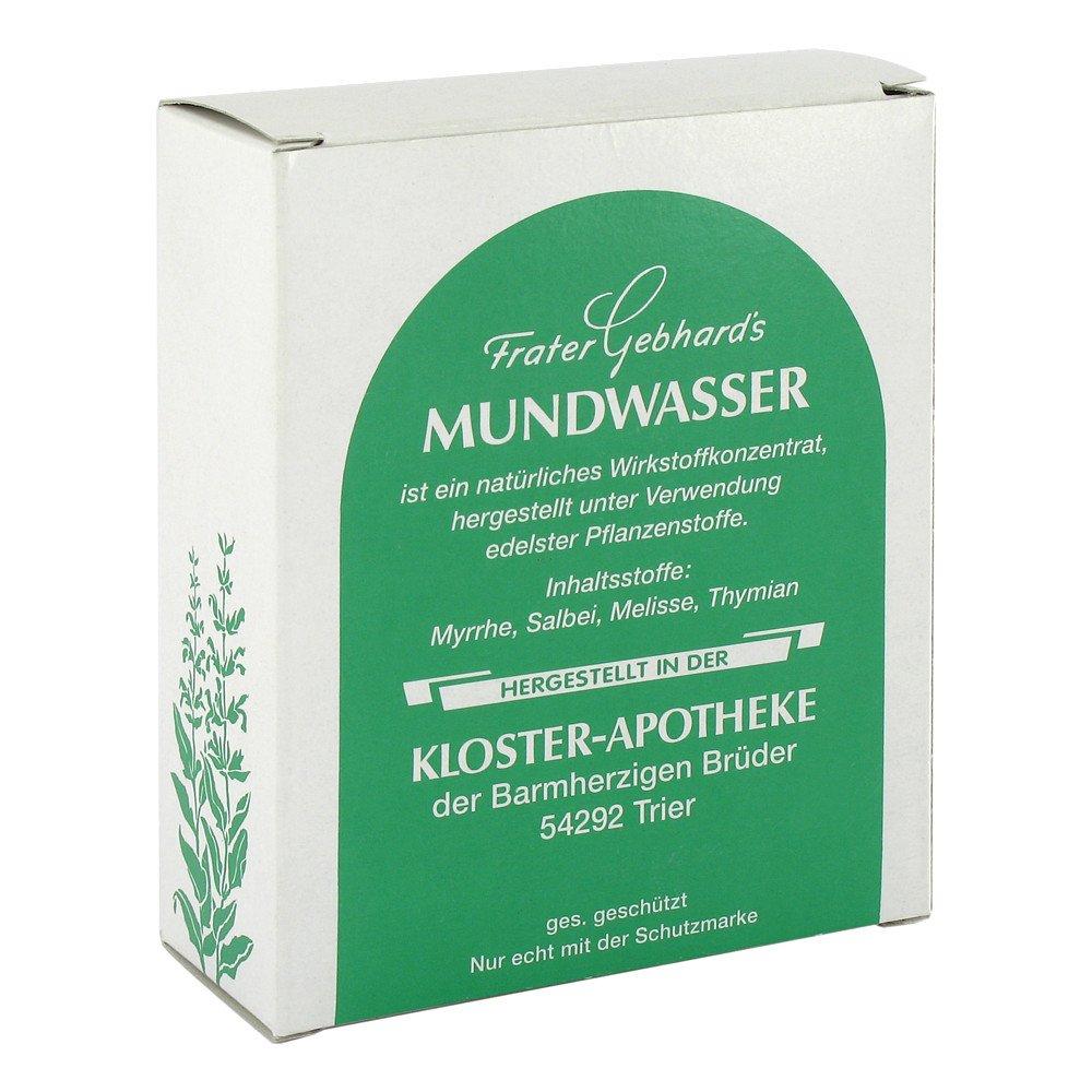 Frater Gebhard's Kloster Essenz Frater Gebhard's Mundwasser 100 ml 07465593