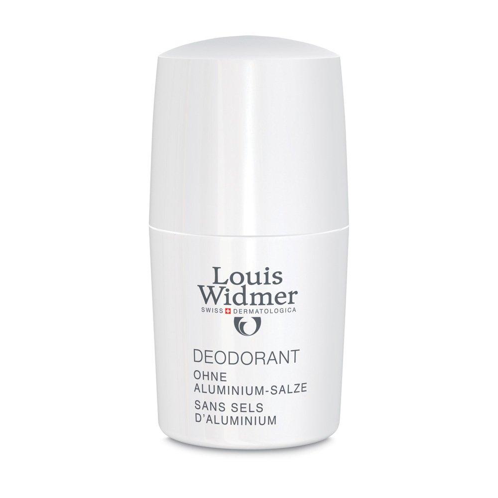LOUIS WIDMER GmbH Widmer Deodorant ohne Aluminium Salze unparfümiert 50 ml 07496837