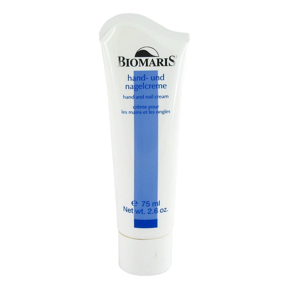 BIOMARIS GmbH & Co. KG Biomaris Hand- und Nagelcreme 75 ml 07553400