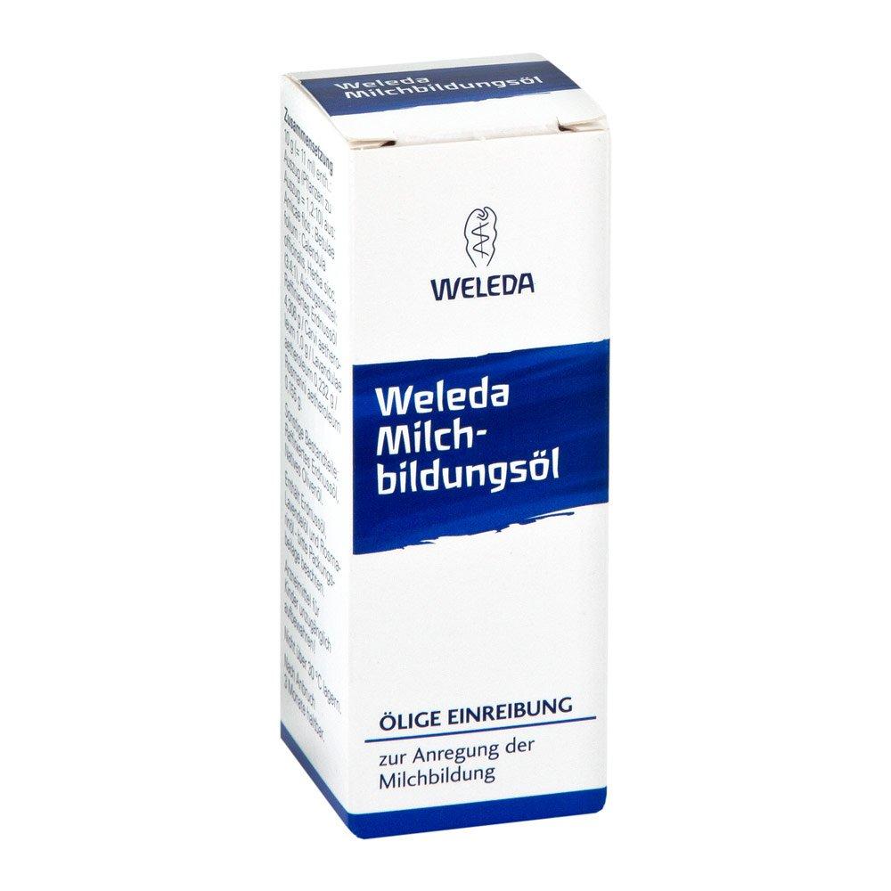 WELEDA AG Milchbildungsöl 20 ml 07564734
