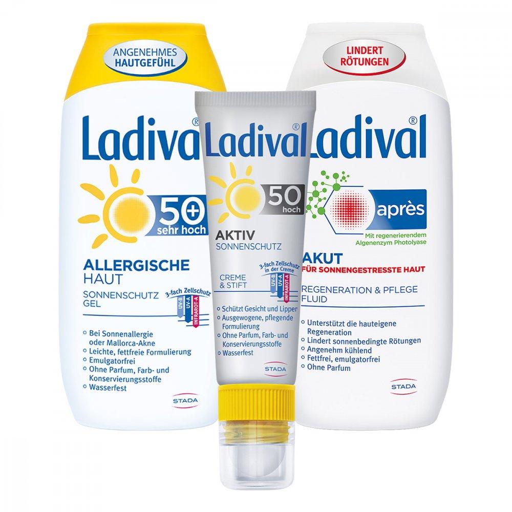 STADA GmbH Ladival-Urlaubs-Set 1 stk 08100930