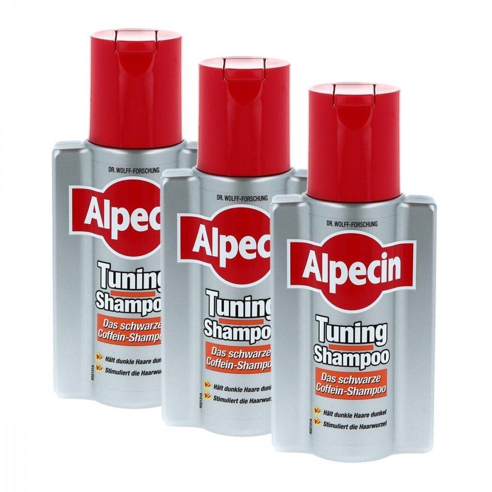 Alpecin Tuning Shampoo 3 stk 08101088