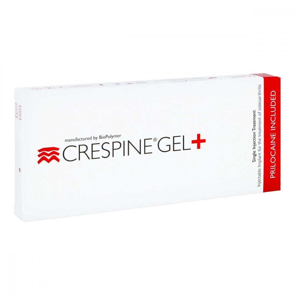 netHEAVEN GmbH Crespine Gel+ mit Prilocain Hyaluronsäure Implantat 2 ml 08509246
