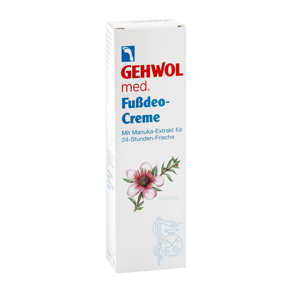 Eduard Gerlach GmbH Gehwol med Fussdeo-creme 75 ml 08524317