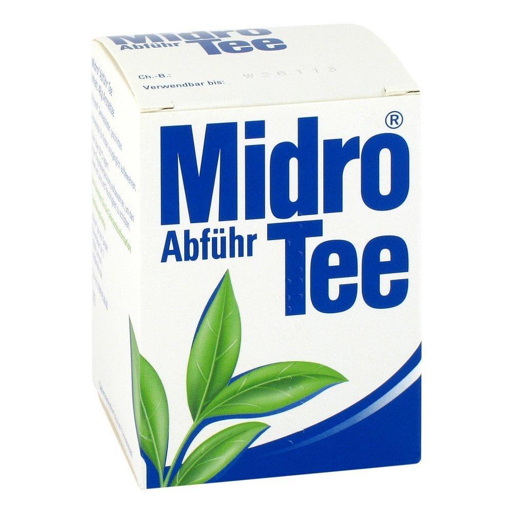 Midro Lörrach GmbH Midro Tee 48 g 08604967