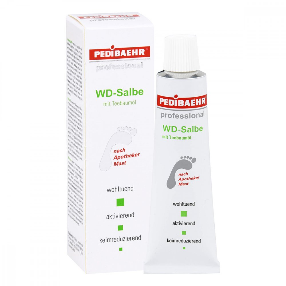 GUSTAV BAEHR GmbH Wd Salbe 30 ml 08713834